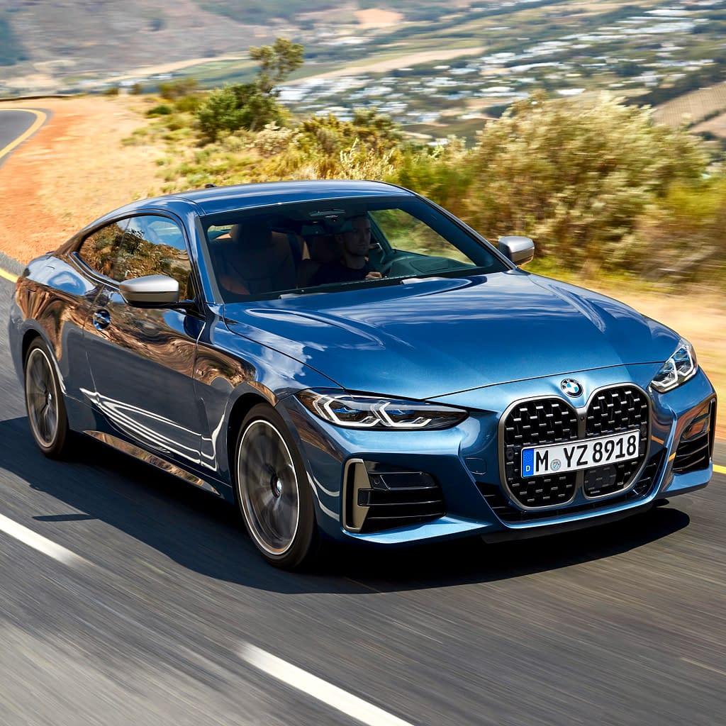 2021 BMW 4 Series Coupe Revealed - All the Details • Hype ...
