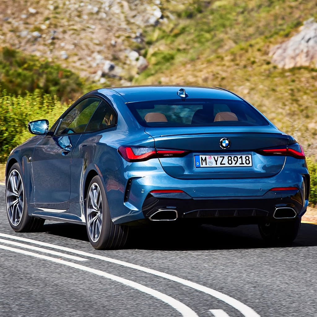 2021 bmw 4 series coupe revealed - all the details • hype