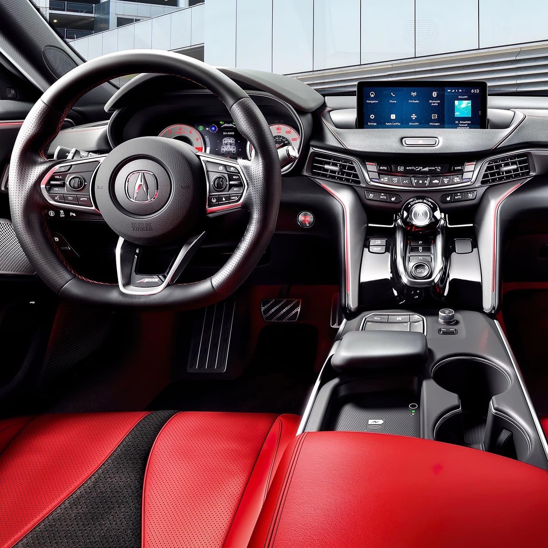 2021 Acura TLX Type S Horsepower Revealed - 355 HP • Hype ...