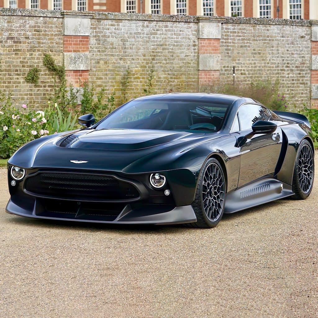 Aston Martin Victor One-Off Model Revealed • Hype Garage