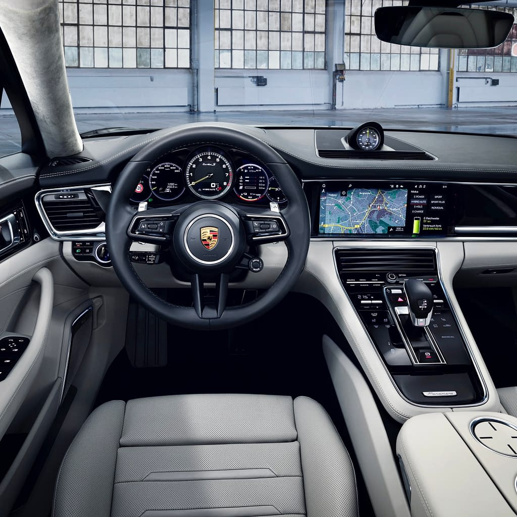 2021 Porsche Panamera Turbo S E-Hybrid Has 689 HP • Hype Garage