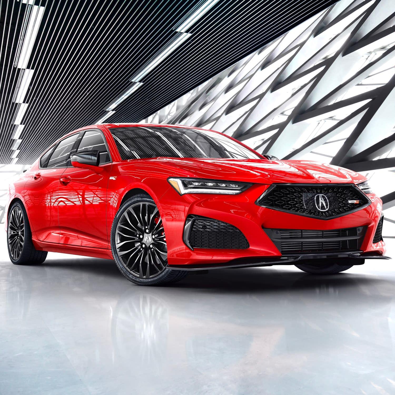 2021 acura tlx type s horsepower revealed - 355 hp • hype