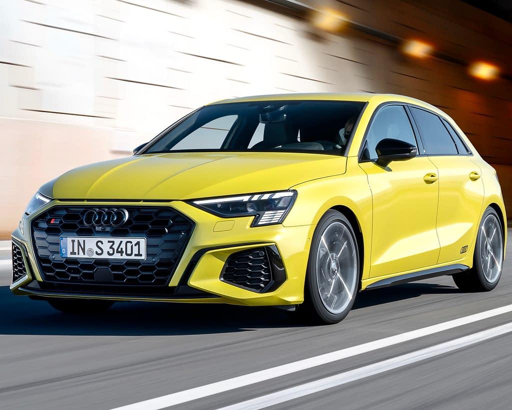 2021 Audi S3 Sedan and S3 Sportback Revealed • Hype Garage