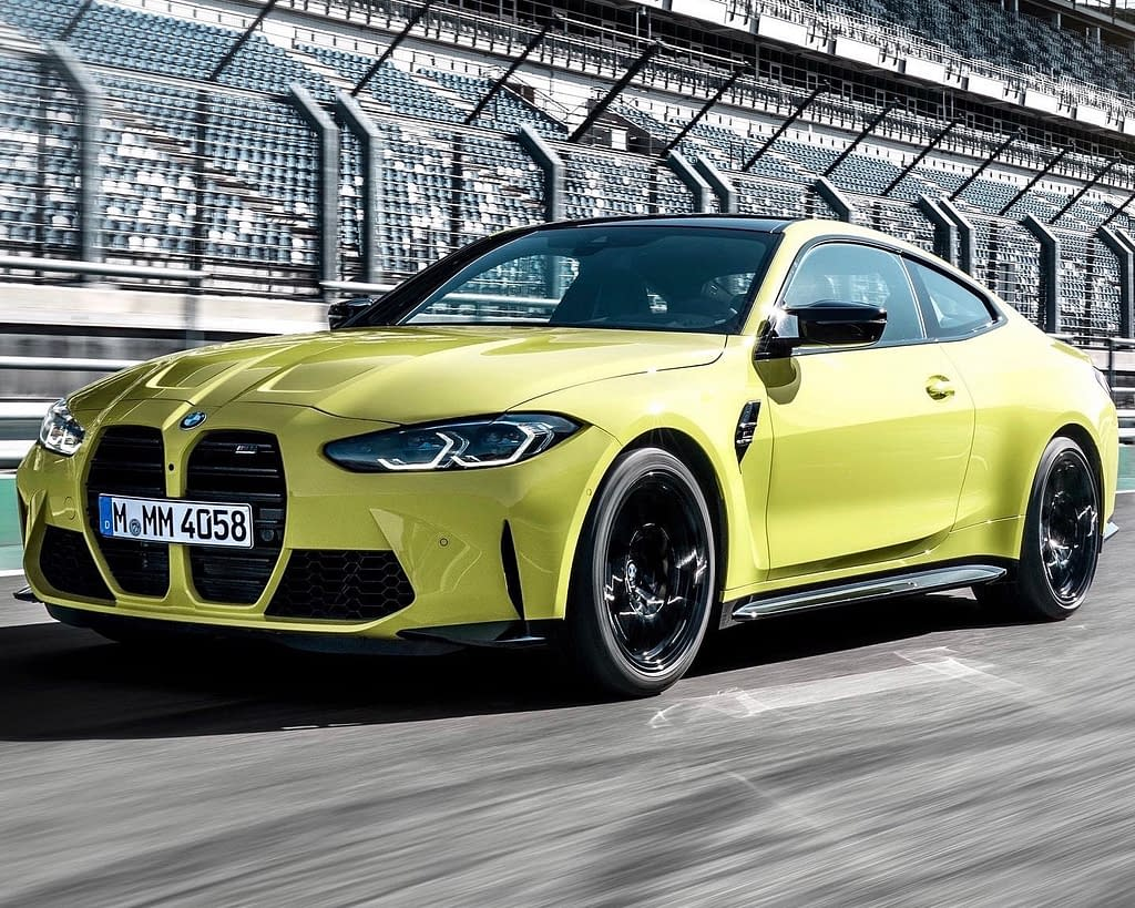 2021 bmw m3 and m4 debut with 510 horsepower • hype garage