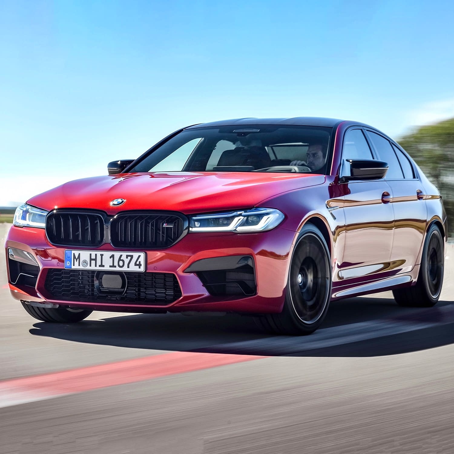 2021 bmw m5 competition revealed - here's what's new